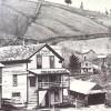 Circa 1870. Courtesy of Bridge's information sign.